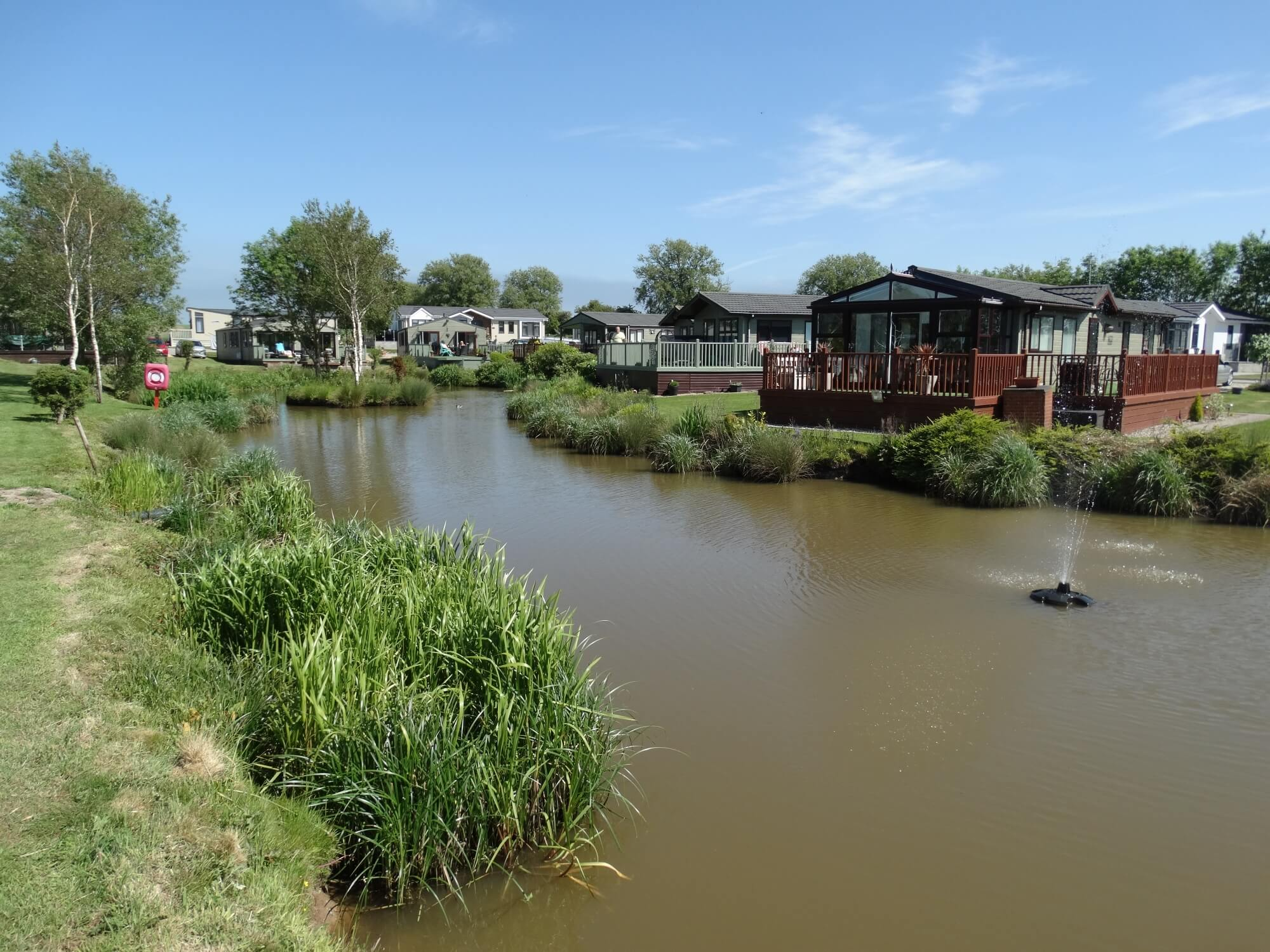 Residential Lodges