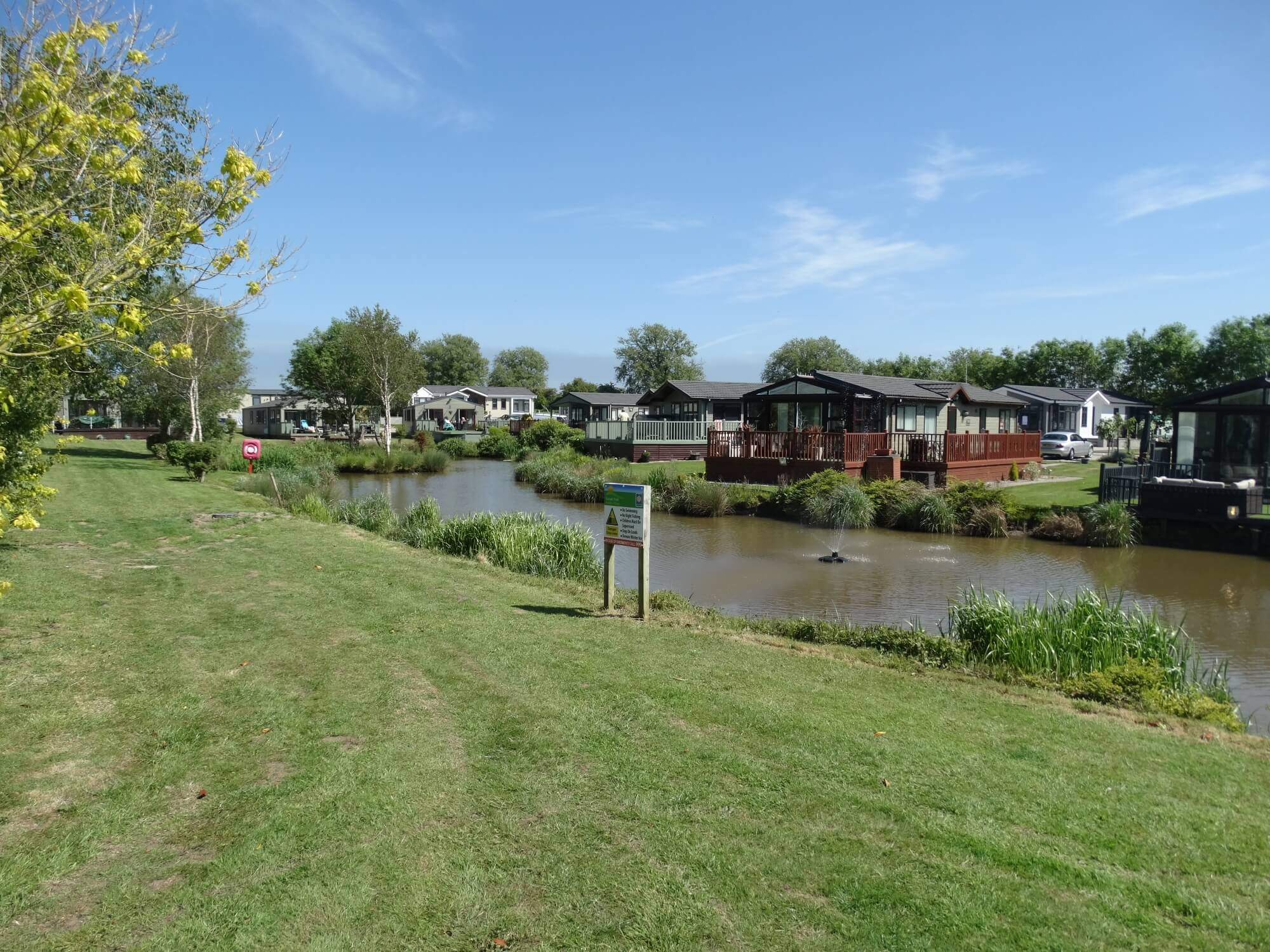 Residential Lodges Views